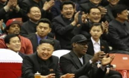 Kim Jong Un and Dennis Rodman: Friends For Life!