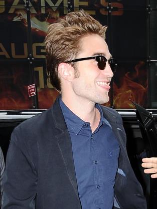 Silly Robert Pattinson