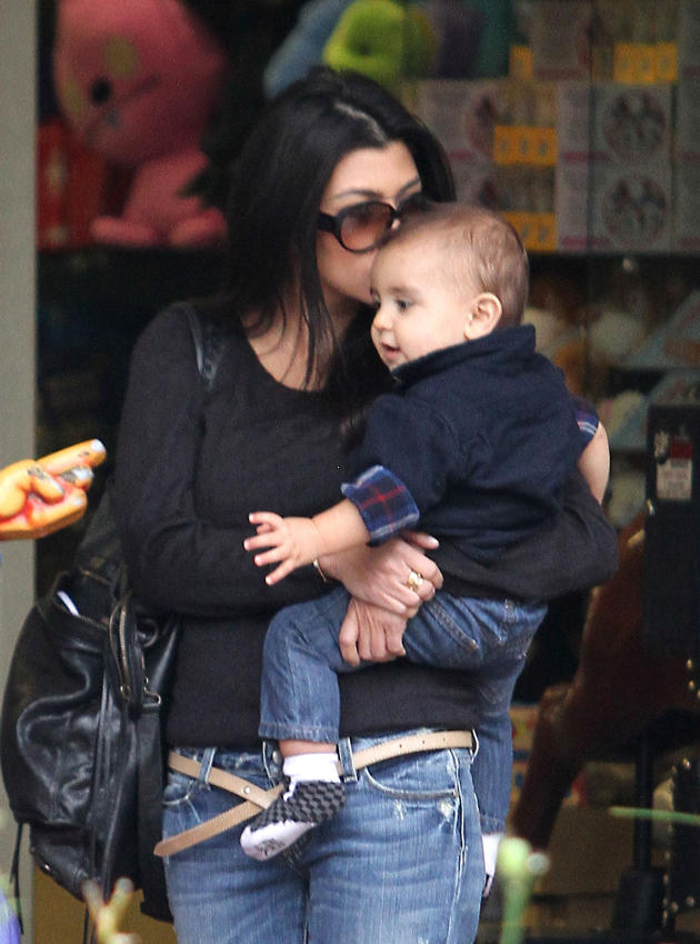 Mother and Mason