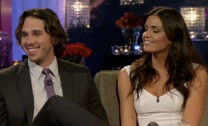"Ben Flajnik and Courtney Robertson: ""Engaged-Dating"""