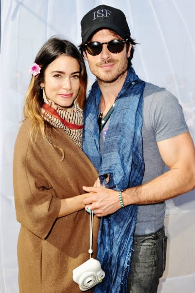 Nikki and Ian, So in Love