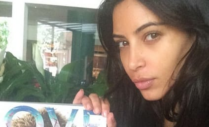 Kim Kardashian: No to Makeup, Yes to Kendall Jenner Topless!