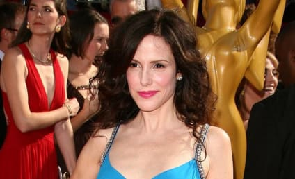 Mary-Louise Parker Debuts Adorable New Accessory