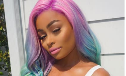 Blac Chyna: That's Not Me in the Sex Tape!