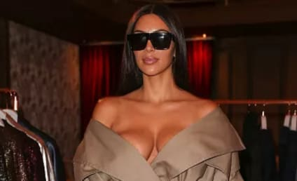 Kim Kardashian: Held at Gunpoint in Paris!