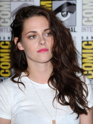 Kristen Stewart at Comic-Con