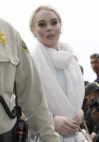 Lindsay Lohan, Ghost