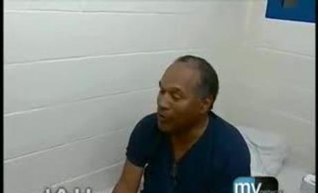 """O.J. Simpson on """"Jail"""""""