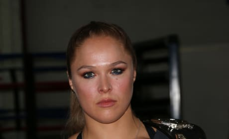 Ronda Rousey: I'm STILL Pissed at Justin Bieber!