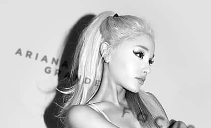 Ariana Grande: Blonde for New Single Cover!