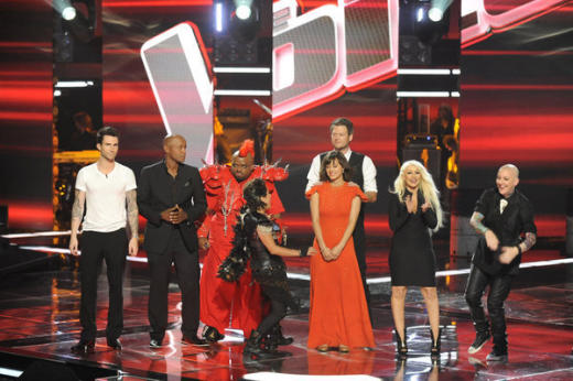 The Voice Finalists
