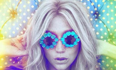 Kesha on Instagram