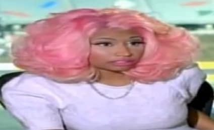 Nicki Minaj Storms Off American Idol Set