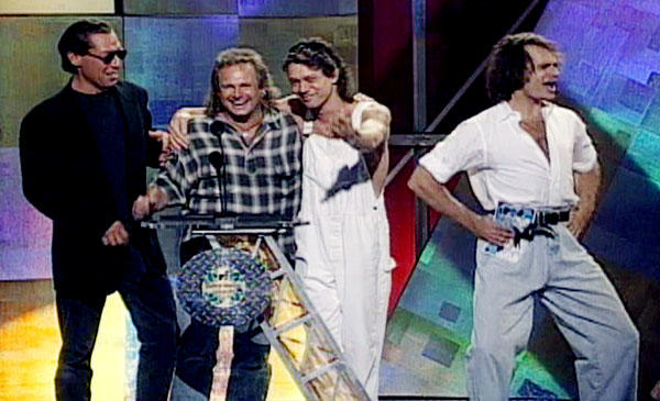 Van Halen Reunites