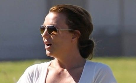 Britney Spears Sundress
