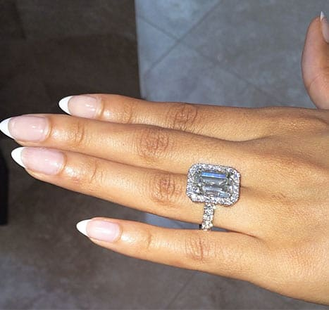 Evelyn Lozada Engagement Ring