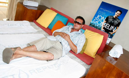 Jon Gosselin: Working at T.G.I. Friday's!!