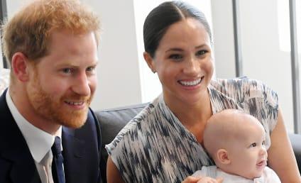 梅根马克尔和哈里王子:计划宝贝#2显露呢?