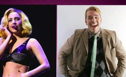 "Lady Gaga-Perez Hilton Feud: Singer Slams ""Fake"" Blogger, Called ""Real-Life Vampire"""