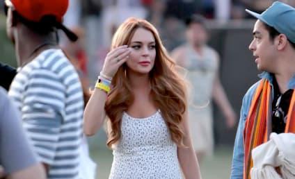 Lindsay Lohan Still Has Liz Taylor Role