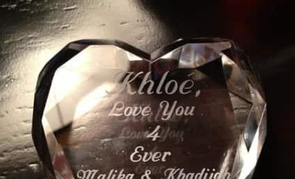 Khloe Kardashian Gives Thanks For Friends, Takes Passive Aggressive Shot at Lamar Odom