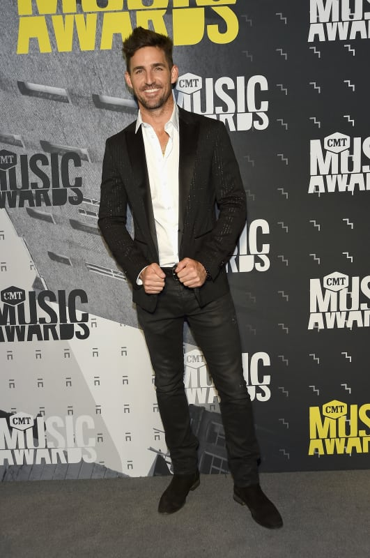 Jake Owen at the CMTs