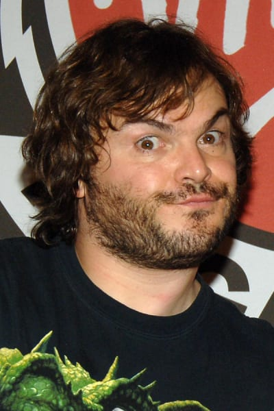 Jack black mtv video awards, movies with girls in underwear