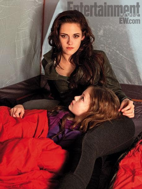 Bella and Daughter