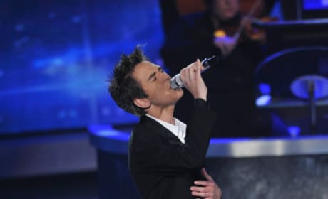 Aaron Sings Farewell