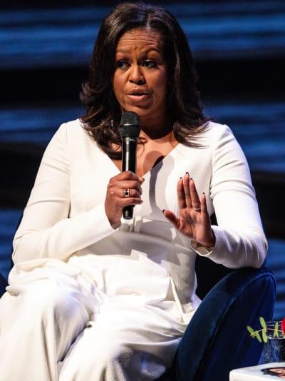 Michelle Obama on Tour
