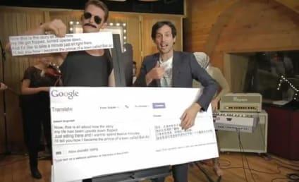 Fresh Prince Theme Song: Google Translate Style!