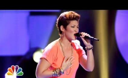 Tessanne Chin: The Voice Frontrunner Already?