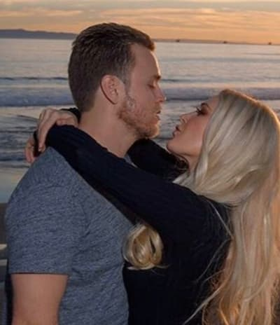 Heidi Montag and Spencer Pratt on V-Day