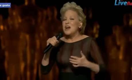 "Bette Midler - ""Wind Beneath My Wings"""