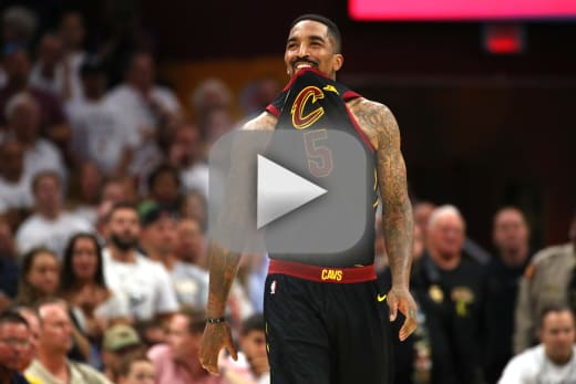 Jr smith commits dumbest play in nba history likely costs cavs f