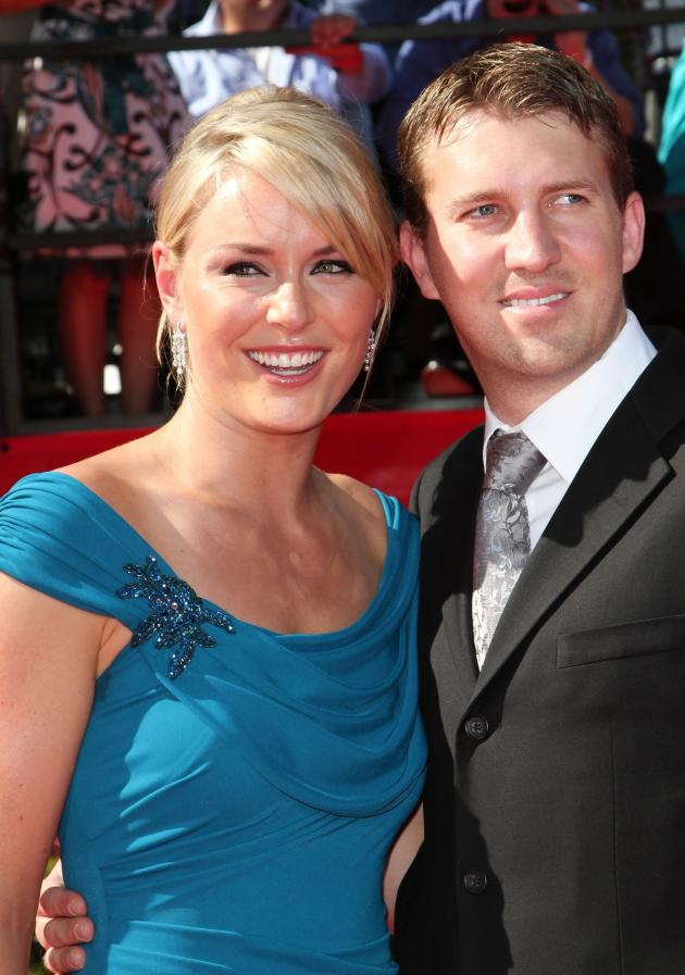 Lindsey and Thomas Vonn