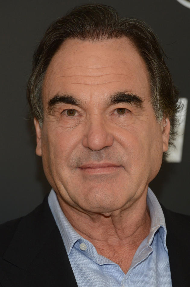 Oliver Stone Picture