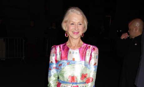 Helen Mirren: 25th Annual Gotham Independent Film Awards