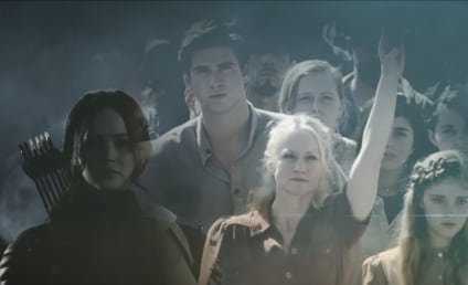 The Hunger Games Mockingjay Part 2 Trailer: For Prim…