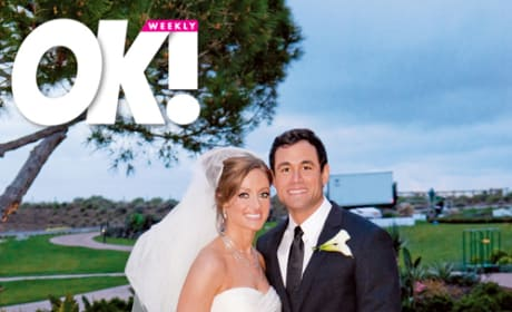 Jason Mesnick, Molly Malaney Wedding Picture