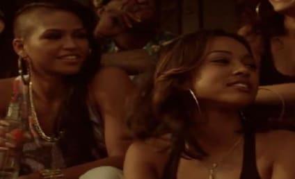 """Karrueche Tran in Cassie """"Paradise"""" Video: Sneak Peek!"""