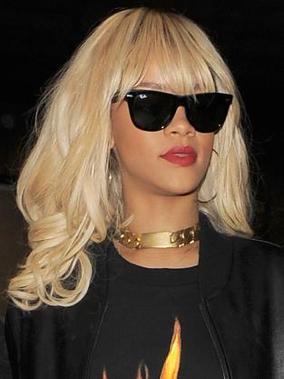 Rihanna Blonde