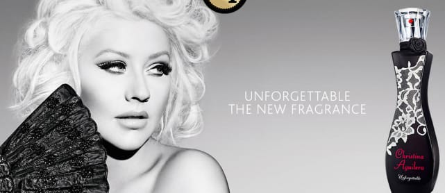 Unforgettable by Christina Aguilera