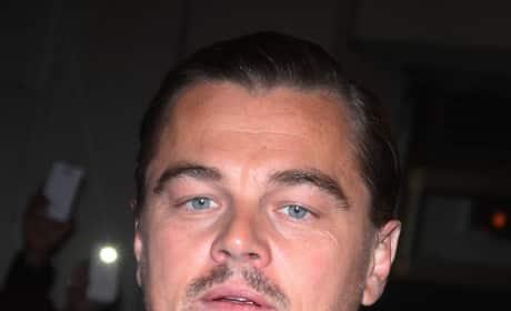 Leonardo DiCaprio: Paris Premiere of 'The Revenant'