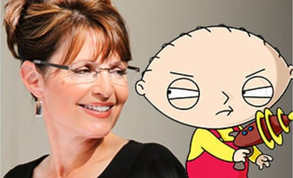 Sarah and Bristol Palin to Family Guy: You Suck!