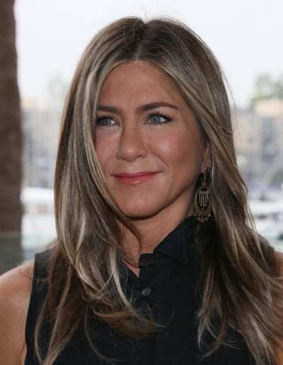 Jennifer Aniston a los 50