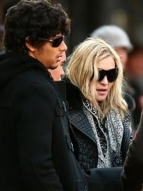 Jesus Luz and Madonna Photo