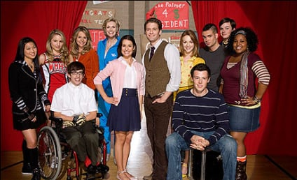 Michelle Obama Invites Glee Cast to The White House