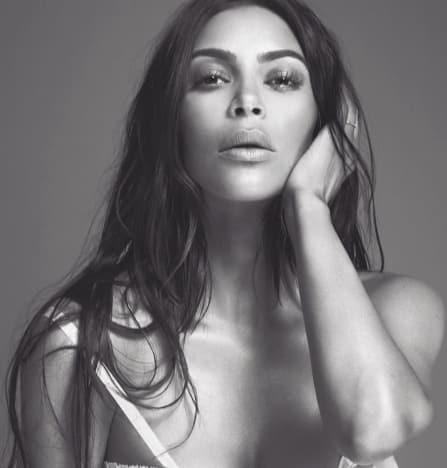 Kim Kardashian Simply Sizzles