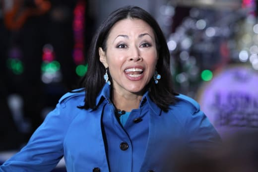 Ann Curry on NBC